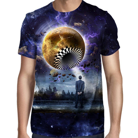 Image of Planetary T-Shirt