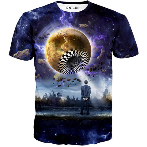Image of Planetary Hole T-Shirt