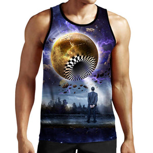 Planetary Tank Top