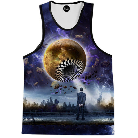Image of Planetary Hole Tank Top