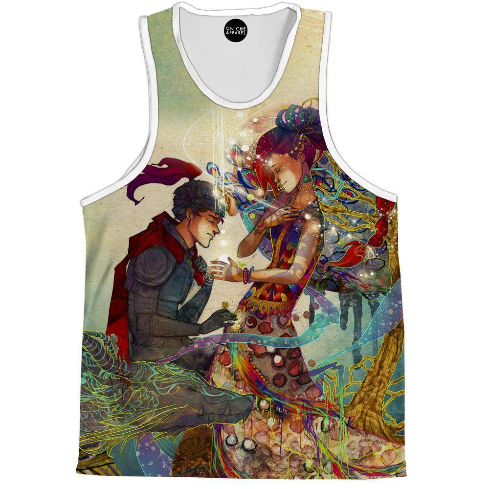 Hopeless Romantic Tank Top