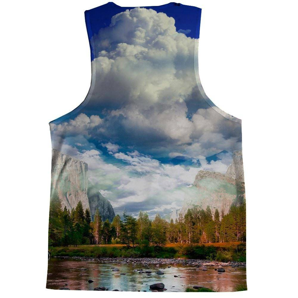 Harambe Watch Over Us Tank Top