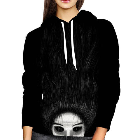 Image of Haunted Womens Hoodie