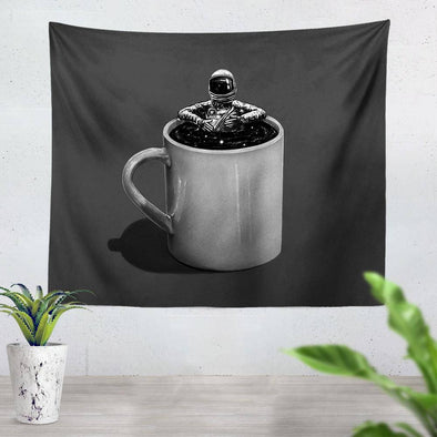 Coffee Tapestry