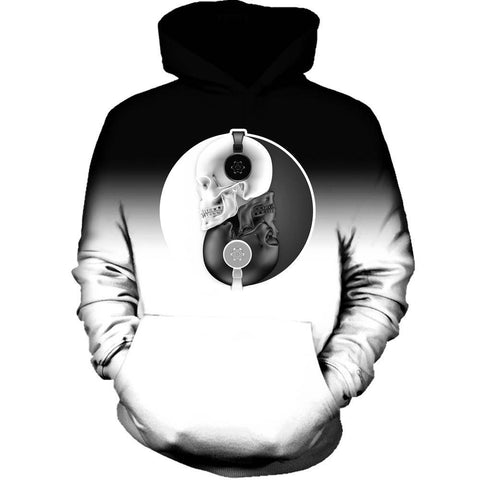 Image of Headphone Harmony Hoodie
