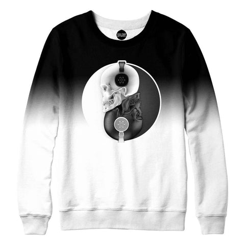 Image of Headphone Harmony Womens Sweatshirt