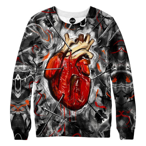 Image of Heart And Arrows Sweatshirt