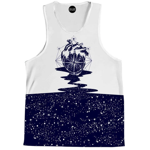 Image of Bleeding Heart Tank Top