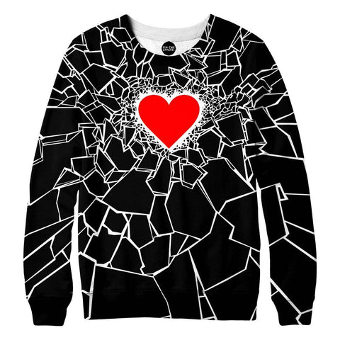 Image of Black Heartbreaker Sweatshirt
