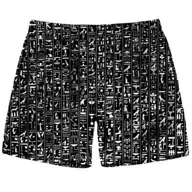 Hieroglyphics Shorts