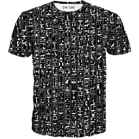Image of Hieroglyphics T-Shirt
