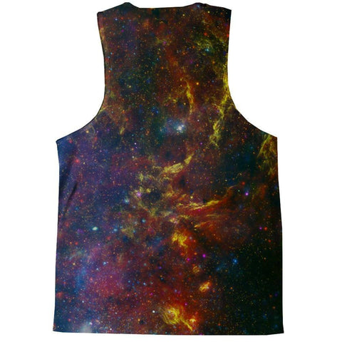 Image of Galactic Weed Tank Top