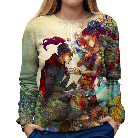 Image of Hopeless Wanderer Women Sweatshirt
