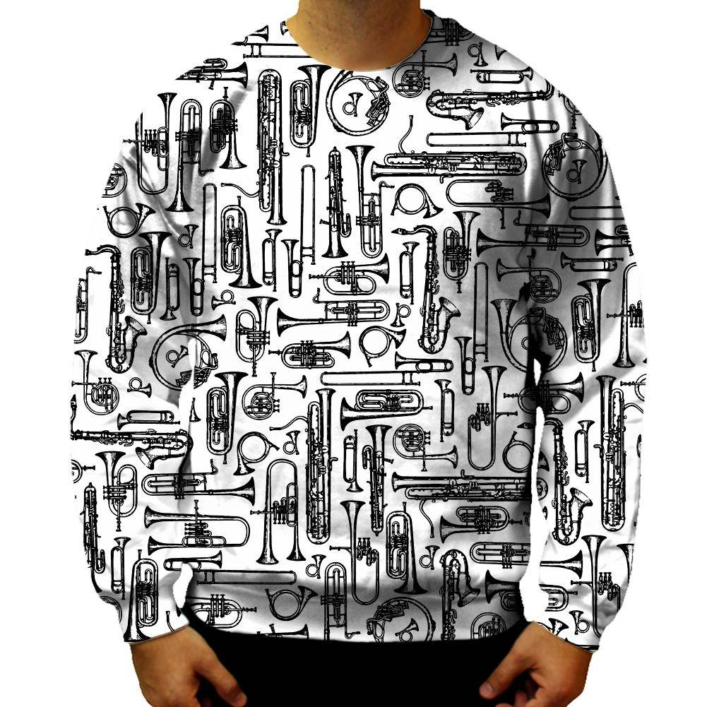 Instruments Sweatshirt