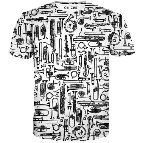 Image of Horn Instruments T-Shirt