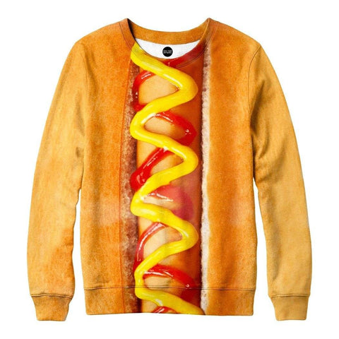 Image of Hot Dog Sweatshirt