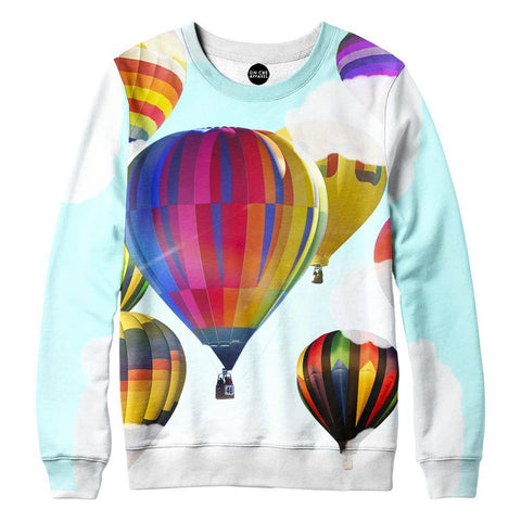Image of Hot Air Balloon Sweatshirt