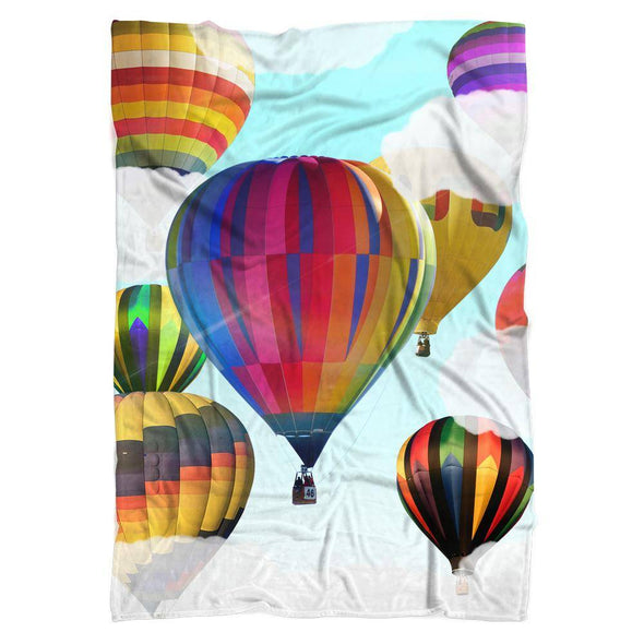 Hot Air Balloon Blanket