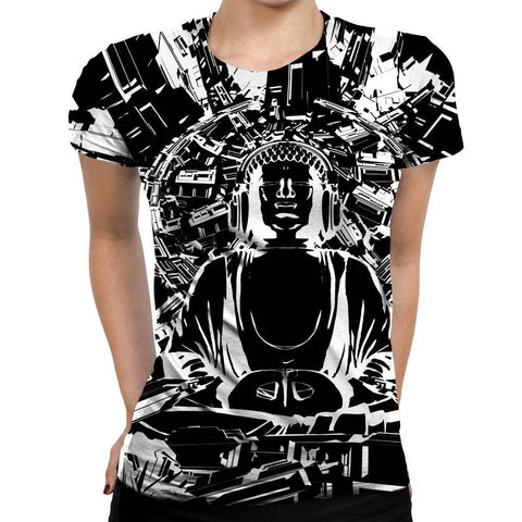 Image of Zen Womens T-Shirt