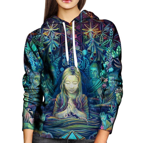 Image of I Know That Language Womens Hoodie