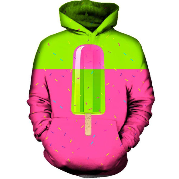 Icey Stick Party Hoodie