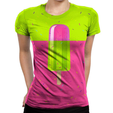Image of Icecream Womens T-Shirt