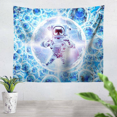 Astronaut Tapestry