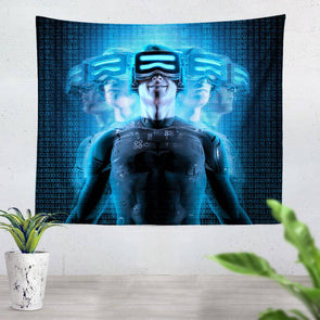 Infinite Gamer Tapestry