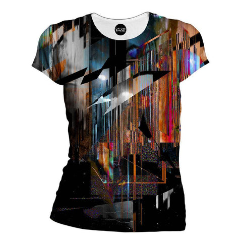 Inside Out Womens T-Shirt