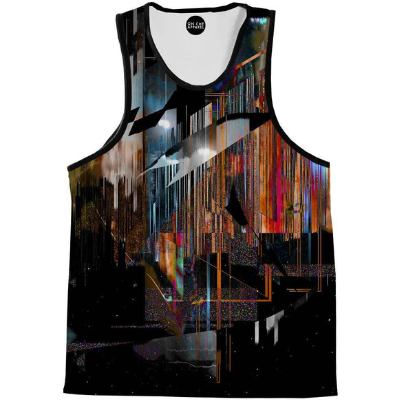 Inside Out Tank Top