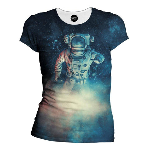 Into The OORT Cloud Womens T-Shirt