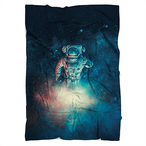 Image of Astronaut Blanket