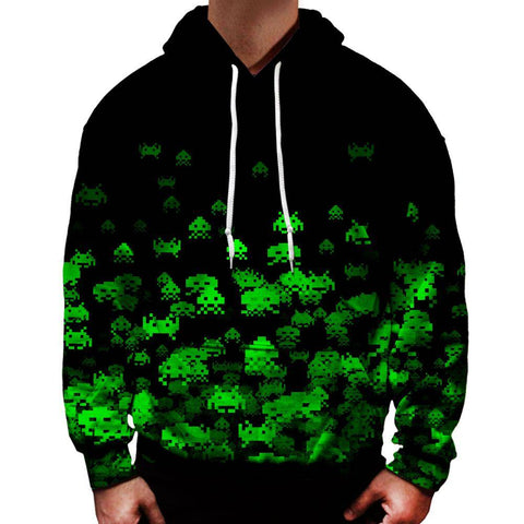 Image of Invaded Hoodie