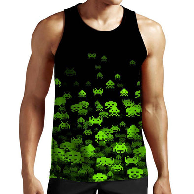 Invaded Tank Top