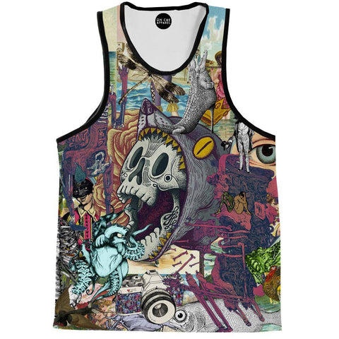 It's Easy To Die Tank Top
