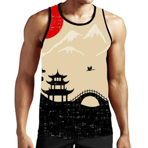 Image of Japan Tank Top