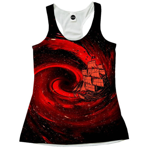 Image of Journey To The Edge Of The Universe Racerback