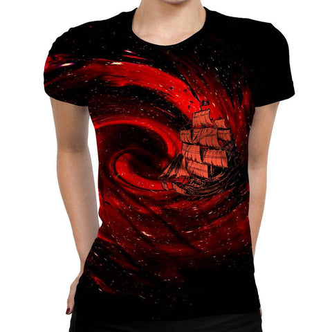 Image of Universe Womens T-Shirt