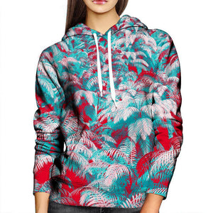Jungle Womens Hoodie
