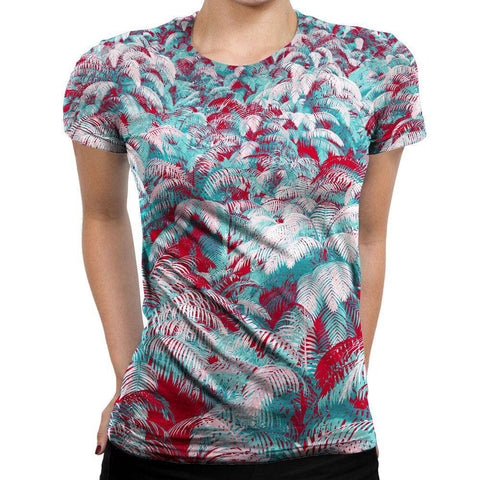 Jungle Womens T-Shirt