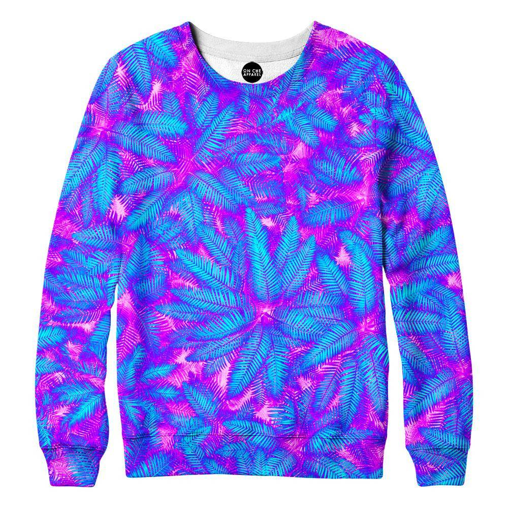 Jungle Heat Womens Sweatshirt