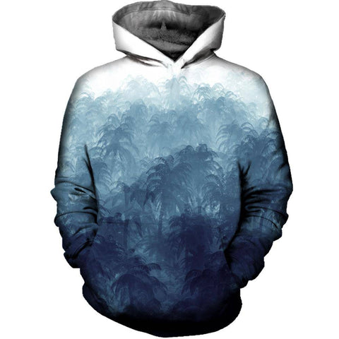 Jungle Haze Womens Hoodie