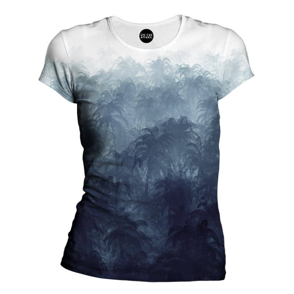 Jungle Haze Womens T-Shirt