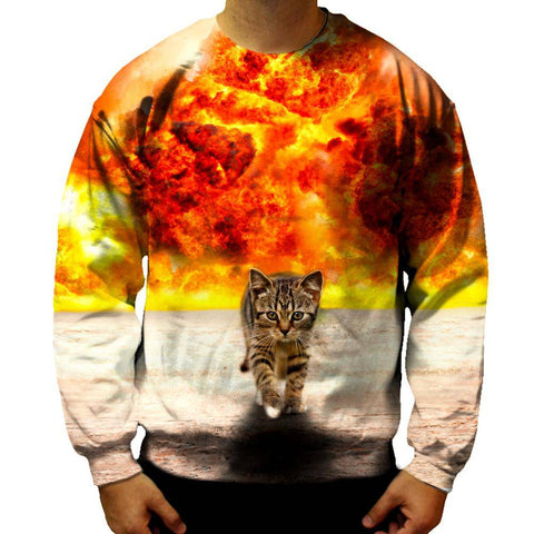 Image of Cat Sweatshirt