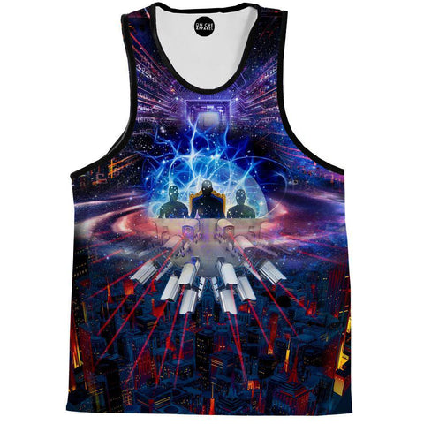 Image of Laser Beam Tank top