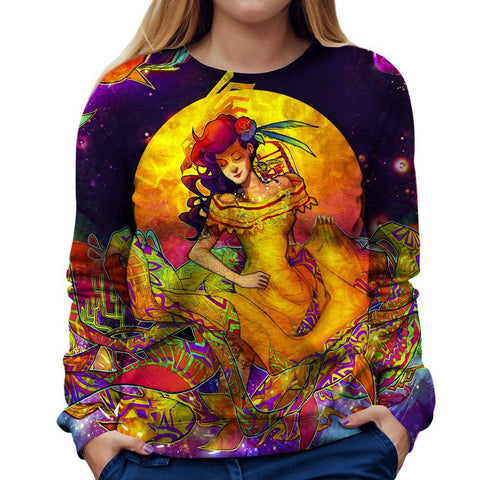 Image of La Senal Womens Sweatshirt