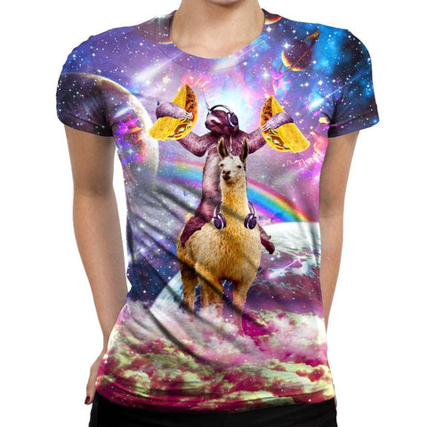 Image of Sloth Womens T-Shirt