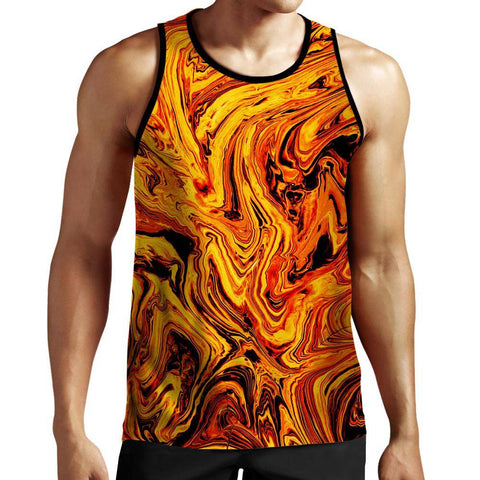 Image of Lava Tank Top