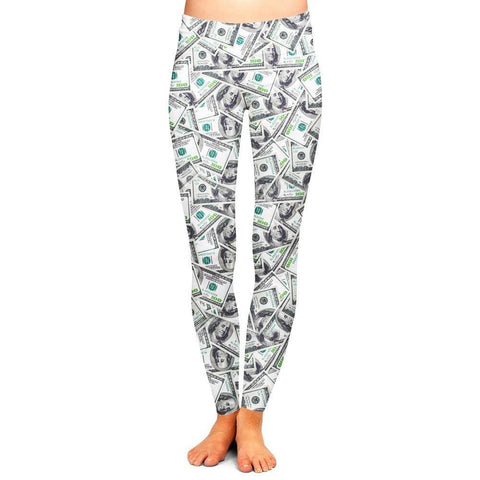 Image of Money Leggings