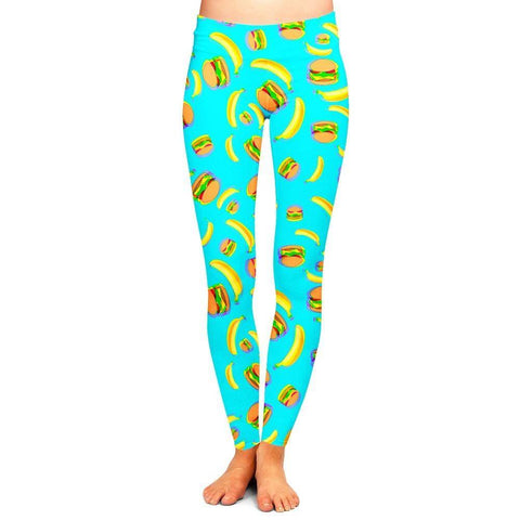 Image of Food Leggings